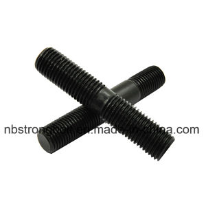 Stud Bolt Double Ended Thread Bolt with Nut pictures & photos