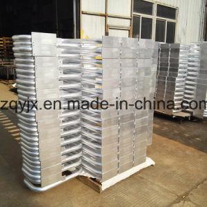 Precisin OEM Aluminum Fabrication Manufacturer pictures & photos