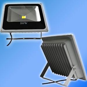 Slim Type High Power 50W LED Floodlight COB Chip pictures & photos
