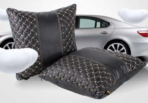 Car Back Pillow Lumbar Cushion Office Pillow Camping Pillow pictures & photos