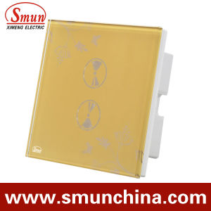 Wall Touch Switch, Smart Wall Socket, for Home and Hotel Remote Control Switches pictures & photos