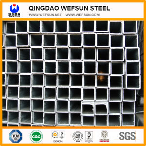 Hot Rolled Carbon Steel Square Steel Pipe pictures & photos