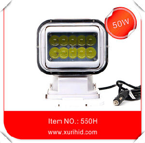 New 50W Black&White LED Work Light
