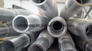 Air Cooling Radiating Tube, Aluminum Radiating Pipe for Steam pictures & photos