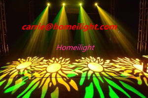 DMX 6PCS Moving Head Light Beam with a Pattern LED Beam pictures & photos