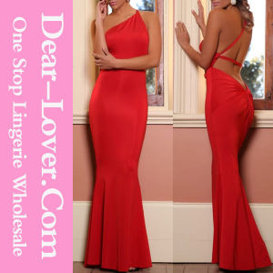 Chiffon Long Prom Sweetheart Evening Dress pictures & photos