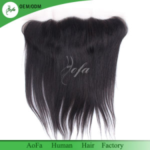100% Natural Mono Top Wig Silk Base Closure Lace Frontal pictures & photos