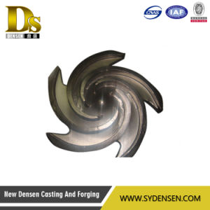 Customlized Investment Casting Parts Casting Impeller for Water Pump pictures & photos