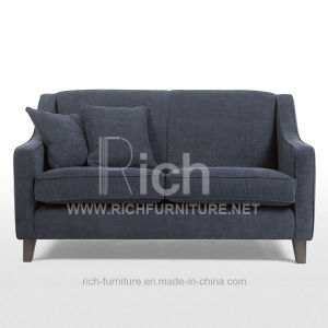 Living Room Simple Design Modern Sofa (2 seater) pictures & photos