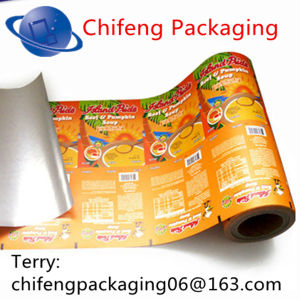 Aluminium Foil Roll for Chocolate Packaging pictures & photos