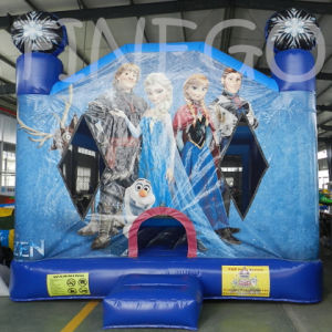 Finego Inflatable Moonwalk Bounce Castles Jumpers for Kids From China pictures & photos