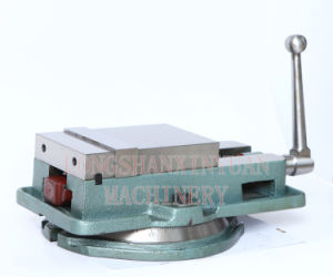 High Quality Precision Angle Lock Machine Vise, Milling Machine Vise pictures & photos