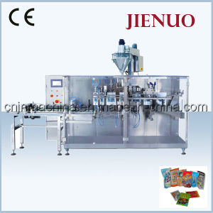 Horizontal Automatic Pouch Flour Powder Pouch Packing Machine pictures & photos