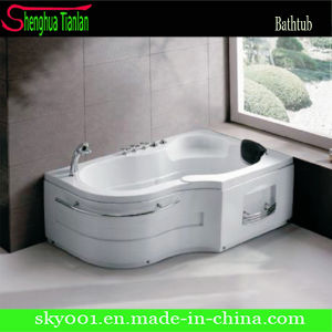 New Hot Contemporary Freestanding Whirlpool Jacuzzi Bathtub (TL-309) pictures & photos