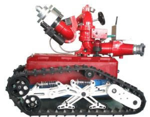 Easy Operation Fire Fighting Robot pictures & photos