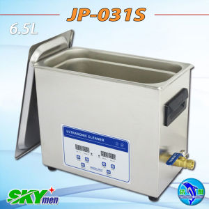6L 180W Digital Ultrasonic Cleaner Sonicator with SUS Basket pictures & photos