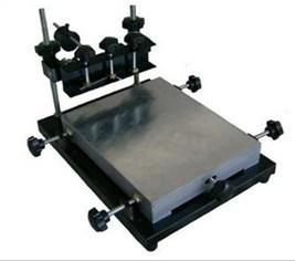 Manual Stencil Printer Solder Printer pictures & photos