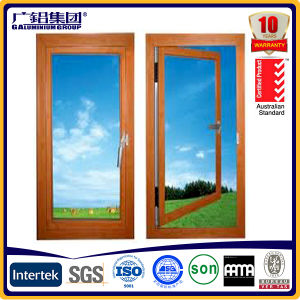 Buliding Material Aluminium Horizontal Window pictures & photos
