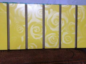 Melamine Paper Overlaid Grooved MDF in Decoration pictures & photos