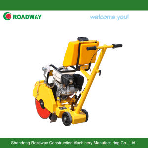135mm Gasoline Concrete Road Cutting Road Cutter Concrete Saw Machine pictures & photos