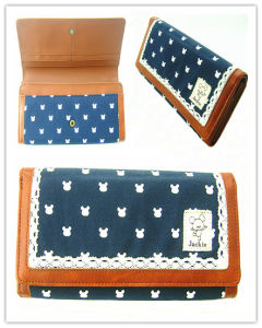 Fashion Lady PU Wallet/Purse/Bag (JYW1513) pictures & photos