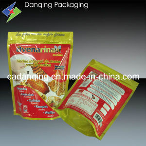 Plastic Packaging Pouch with Zipper for Snack Packaging, Doypack (DQ0038) pictures & photos