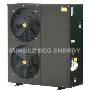 Air to Water Monobloc Heat Pump for House Heating and Hot Water (3KW to 60KW)