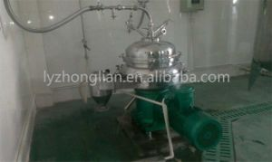 Dhc400 Automatic Discharge Liquid-Solid Separation Disc Stack Centrifuge Machine pictures & photos