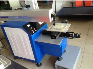 UV Purple CO2 Marker Equipment Laser Marking&Engraving Machine pictures & photos