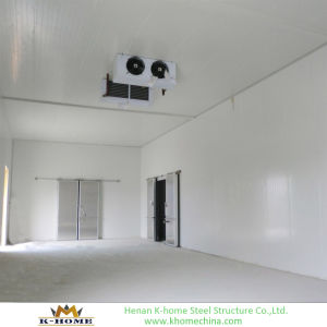 Frozen/Cold/Fresh Storage Room with PU Sandwich Panels pictures & photos