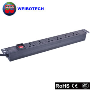 Customizing Rack PDU for Cabinet
