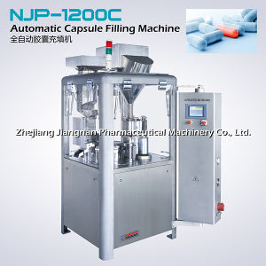 Automatic Capsule Filling Machine (NJP-1200C) pictures & photos
