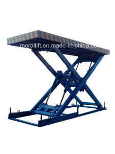 Scissor Type Hydraulic Vertical Car Parking Lift pictures & photos