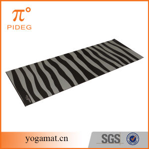 High Density PVC Yoga Mat with Full Size Printing pictures & photos