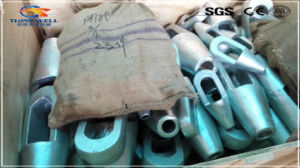 High Tension Us Type Grooved Closed Wire Rope Socket pictures & photos