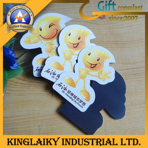 Promotional Magnetic Sticker with Custom Brand (KFM-017) pictures & photos