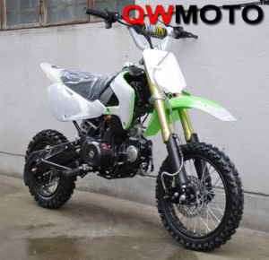 Mini Dirt Motobike 125CC Pit Bike White (QW-dB-08)