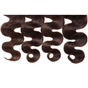 8A Grade Virgin Unprocessed Human Hair Brazilian Virgin Hair Body Wave 3 Bundles Ombre Three Tone Hair Weave T1b/4/27#, T1b/4/30# pictures & photos