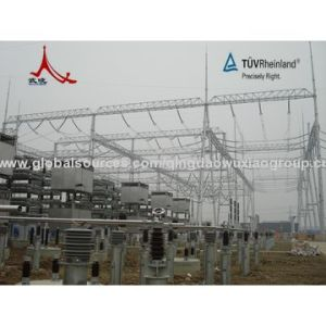 Production and Installation of High Quality Steel Structure pictures & photos