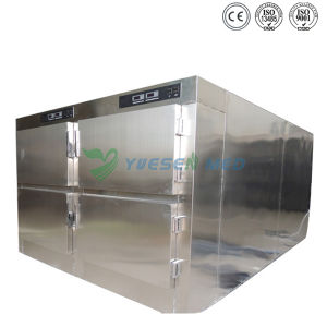 Medical Hospital 201 Stainless Steel 4 Doors Mortuary Freezer pictures & photos