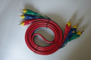 Audio Video Cable, 3r-3r (AVC-06)