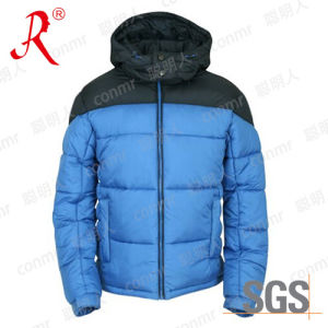 Fashionable Winter Down Jacket for Outdoor (QF-178) pictures & photos