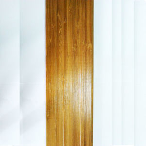T&G Carbonized Vertical Solid Bamboo Flooring pictures & photos