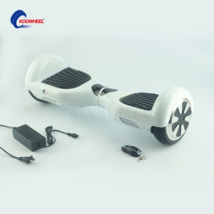 Electric Mobility Scooter 2016 New Fashion 2 Wheel Self Balancing Intelligent Electric Scooter pictures & photos