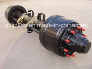 American Type Trailer Axle (outboard 13ton 16ton) pictures & photos