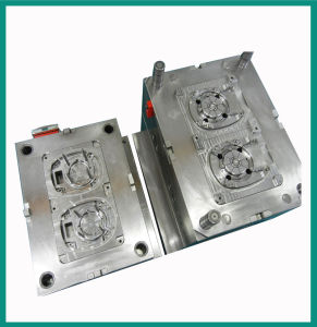 Plastic Injection Mould for Electronical Parts (xdd190)