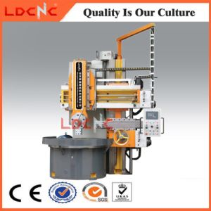 C5112 High Efficiency Single Column Vertical Metal Lathe Machine Price pictures & photos