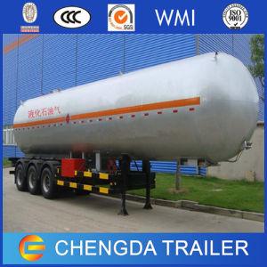 Fuel Petrol Gasoline Oil LPG Tanker Trailer for Storage pictures & photos