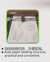 Hot and Cold Auto Feeding Laminator (360B) pictures & photos