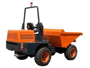 3 Ton 180 Roating Mini Site Dumper